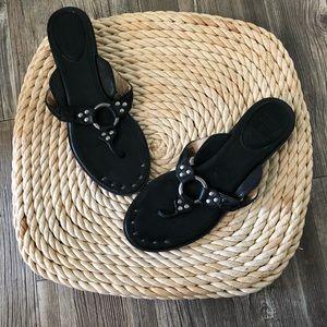 frye avery thong sandal